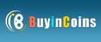 buyincoins.com — Скидка 12% на все товары!