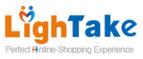 lightake.com – Скидка 5% на все товары от 10$ на сайте Lightake!