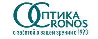 cronos-optika.ru – Скидка 30% на медицинские оправы