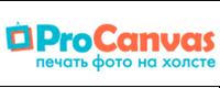 procanvas.ru – Скидка -20% на печать на холсте при заказе от 3 000 рублей!